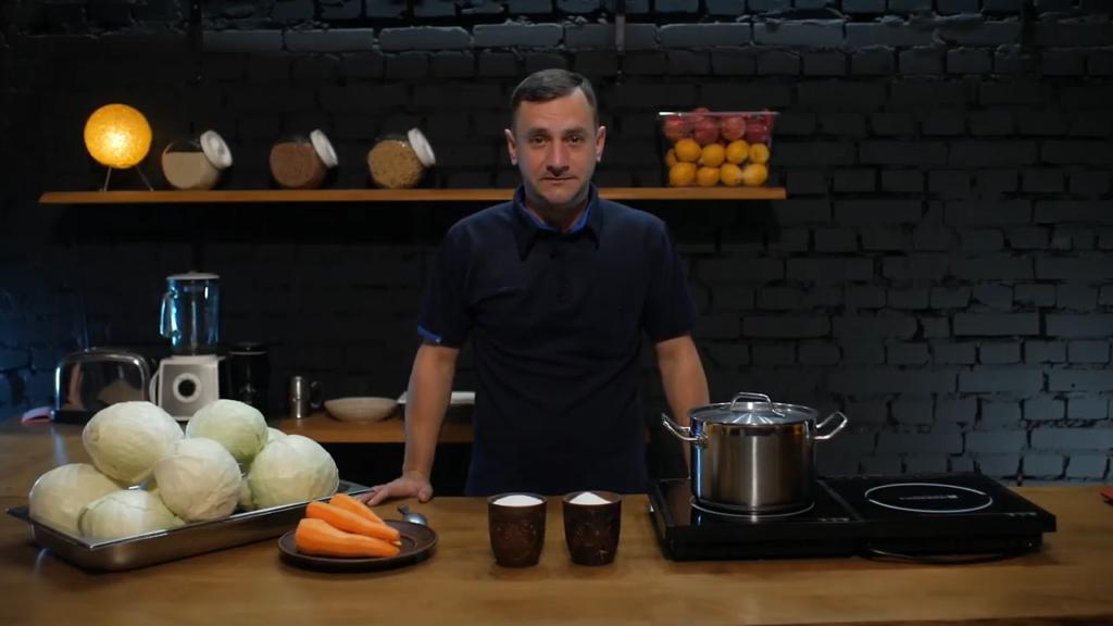 Квашена капуста на зиму | Рецепти швидкого приготування
