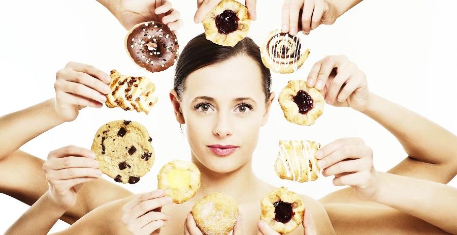 Як схуднути ласунам: 10 способів утриматися від солодкого