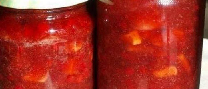 Фрукти (яблука, груші, брусниця) з коньяком. Консервація фруктів на зиму