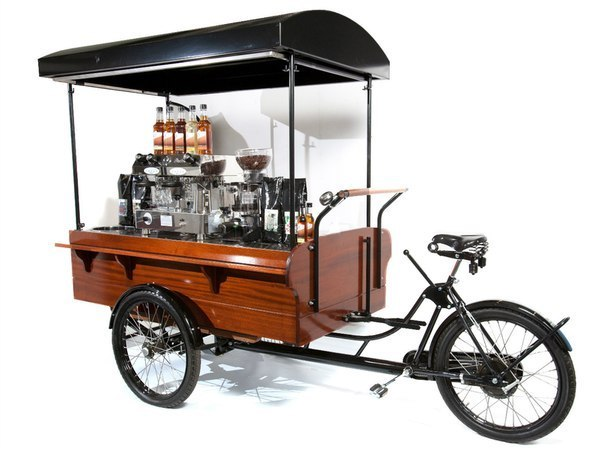 Ідея для бізнесу: мобільна кав'ярня