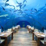Ithaa – перший підводний ресторан у світі