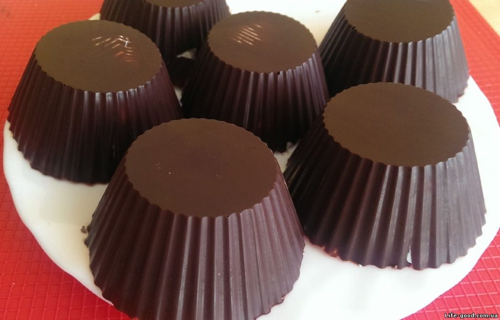 """Десерт """"Шоколадно-сирна насолода"""""""