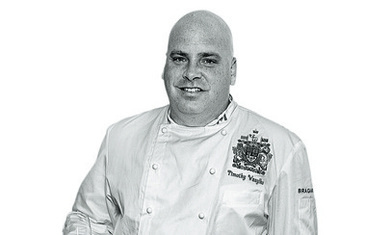 Тімоті Василко готує для канадського прем′єра українські страви