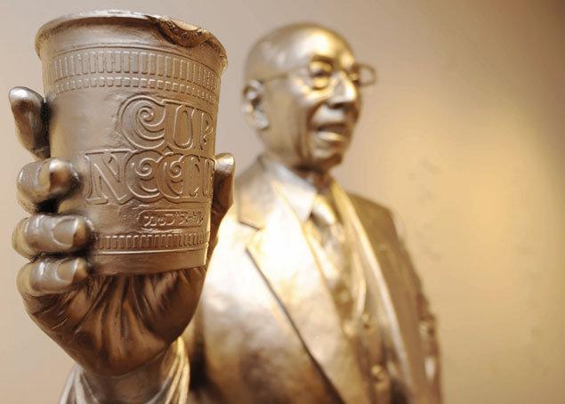 Андо Момофуку – японець, який нагодував увесь світ
