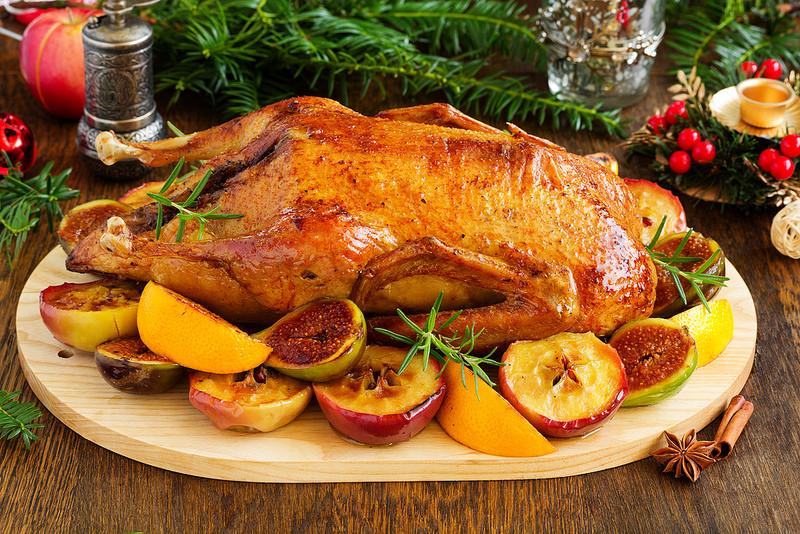Як приготувати качку з яблуками | 8 секретів ідеальної страви