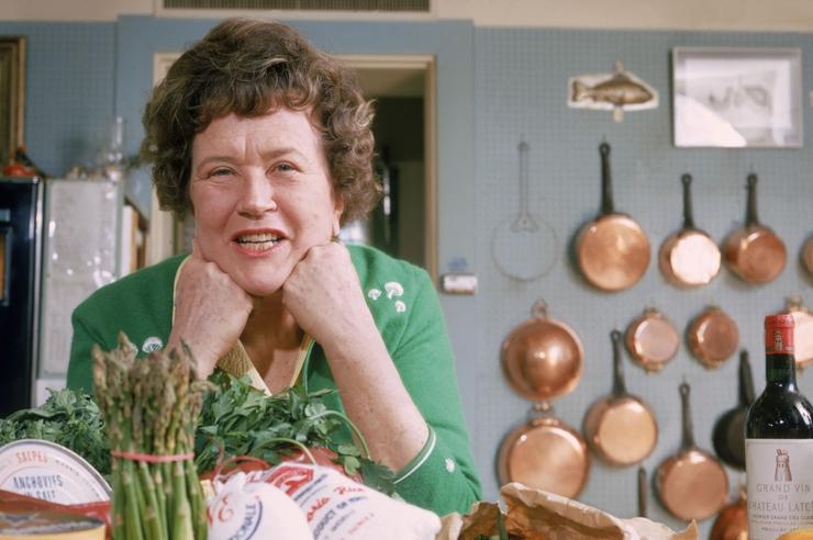 Джулія Чайлд: «Я почала куховарити в 32 роки. До цього я лише їла»