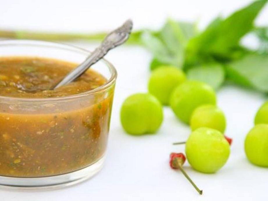 Грузинський соус з аличі
