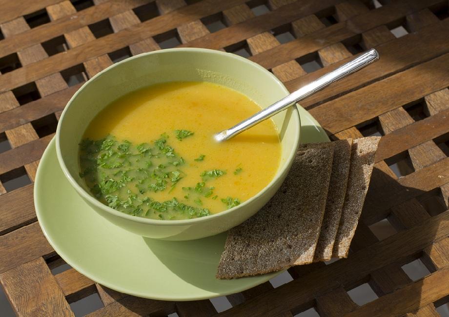 Крем-суп із кабачків
