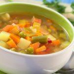 Літній овочевий суп