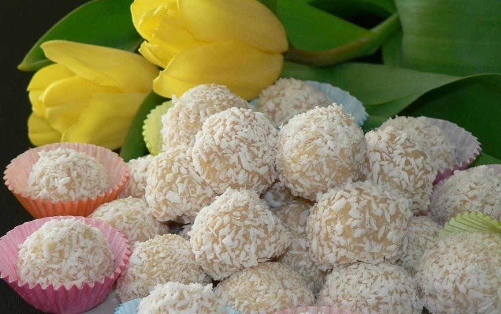 Десерт «Пухнасті кульки»