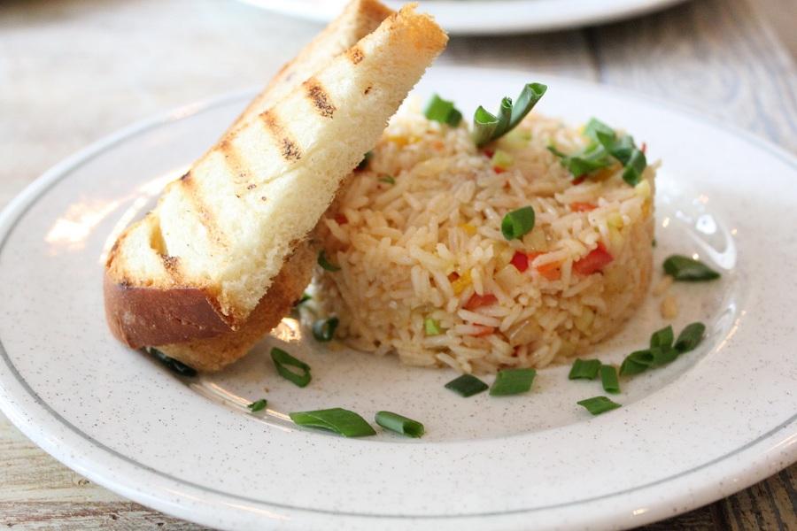 Рис з овочами «З секретом»