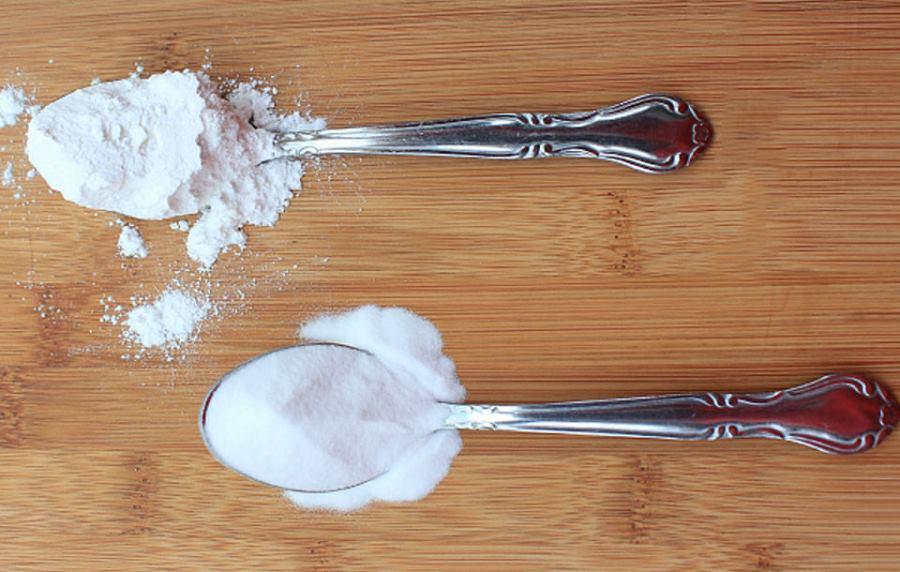 Чим замінити розпушувач для тіста | Гасіння соди оцтом