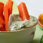 Шість найкращих рецептів соусів до овочів