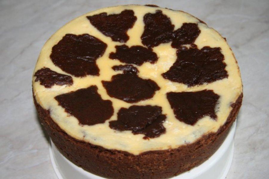 Сирний пиріг «Корівка» у мультиварці