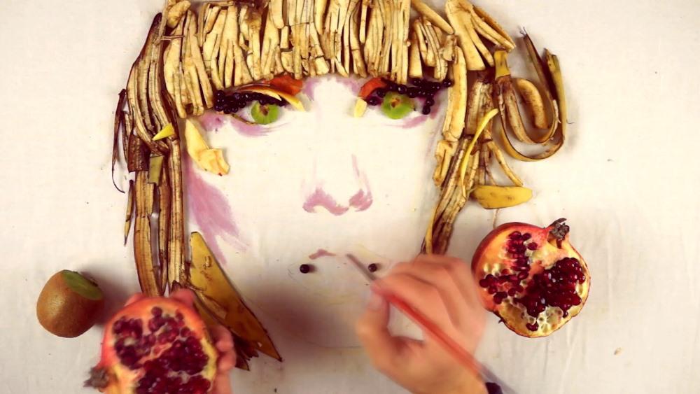 Ван Гог з хліба, Бейонсе з шоколаду та інші смачні портрети українського художника
