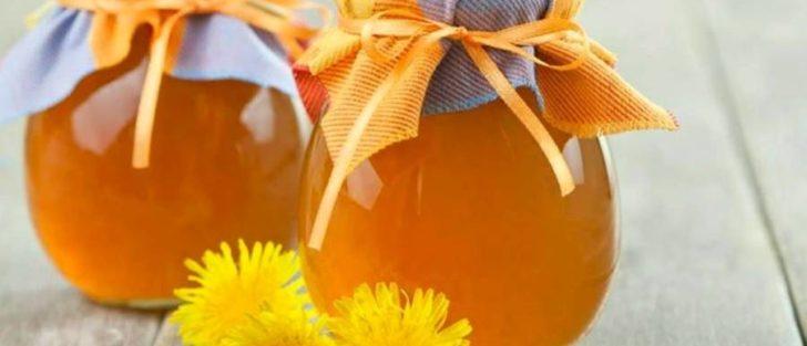 Варення з кульбаби | Як варити мед із квіток кульбаби