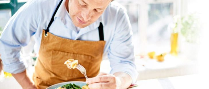Вечеря за 30 хвилин із Джеймі Олівером і його рецептами