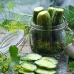 Хрусткі квашені огірки на зиму | Як квасити? — рецепт на 3л банку