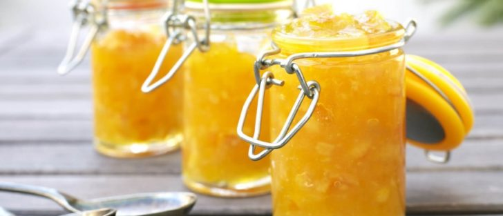 Апельсинове варення в хлібопічці