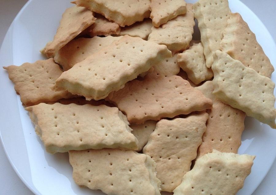 Галетне печиво в домашніх умовах