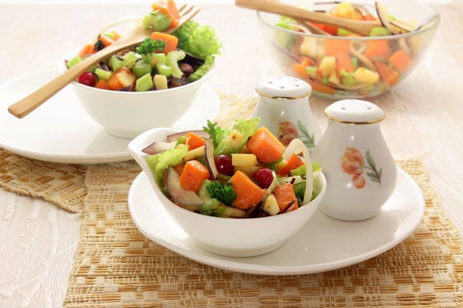 Гарбузовий салат