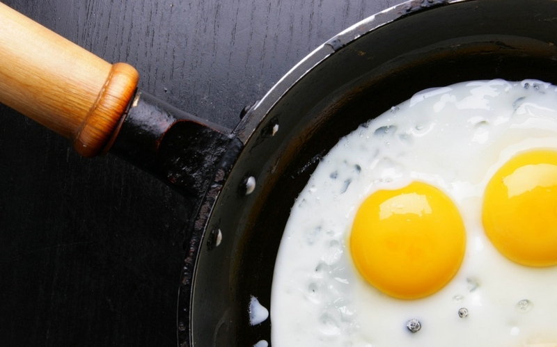 8 найоригінальніших способів підсмажити яйця