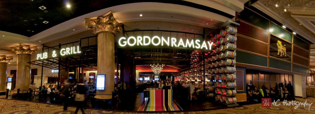 Gordon Ramsay – ресторан зіркового шефа