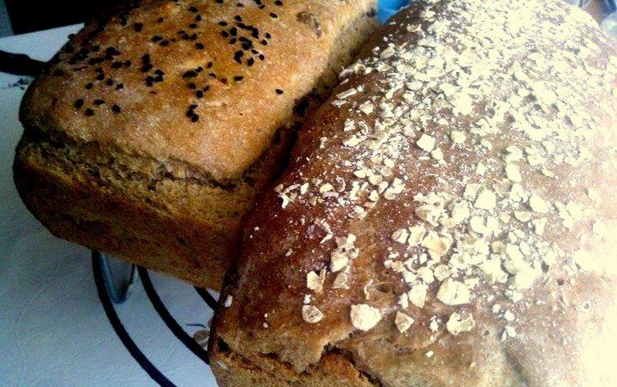 Бабусин рецепт: житній хліб у домашніх умовах