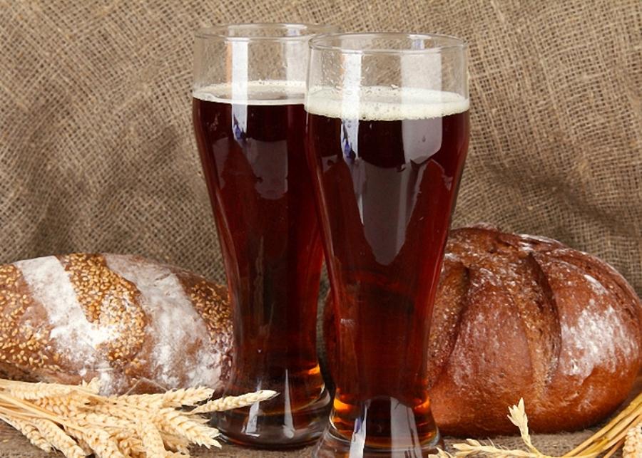 Хлібний квас у домашніх умовах