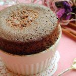 Шоколадний кекс у мікрохвильовці