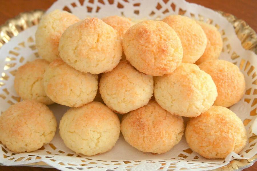 Лимонне печиво з сиром