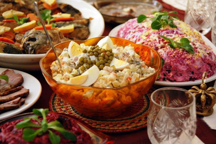 Зроблено в СРСР: смачна історія 5-ти найвідоміших салатів