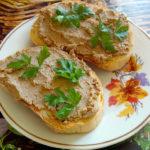 Паштет з курячої печінки | Класичний рецепт з морквою