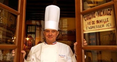Поль Бокюз – найкращий кухар ХХ століття