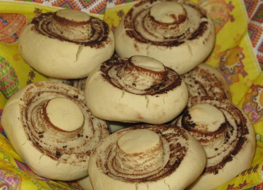 Печиво «Шампіньйони»