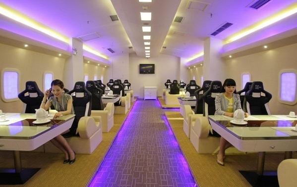 Airbus A380 – ресторан-літак у Китаї
