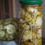 Салат з огірків «Ніжинський» на зиму