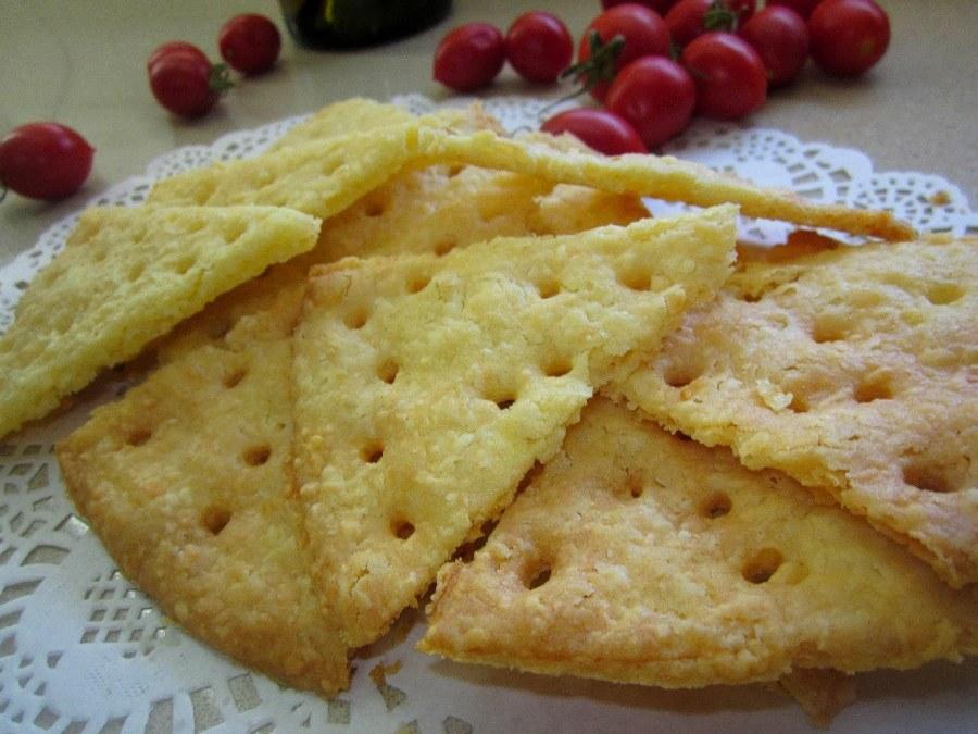 Сирний крекер