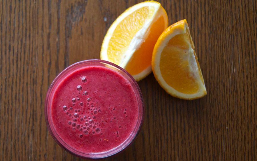 Корисний коктейль чи вітамінна пюрешка? 12 зимових рецептів смузі