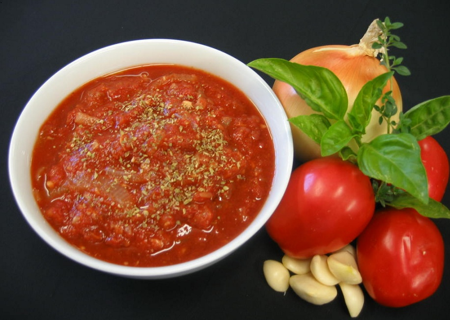 Соус «Айвар» з томатів