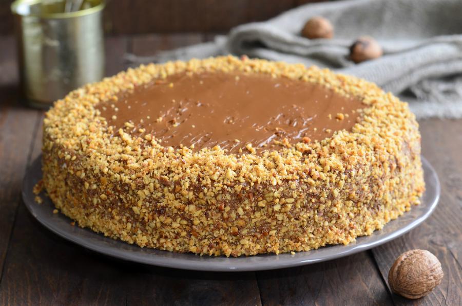 Торт «Ласунка»