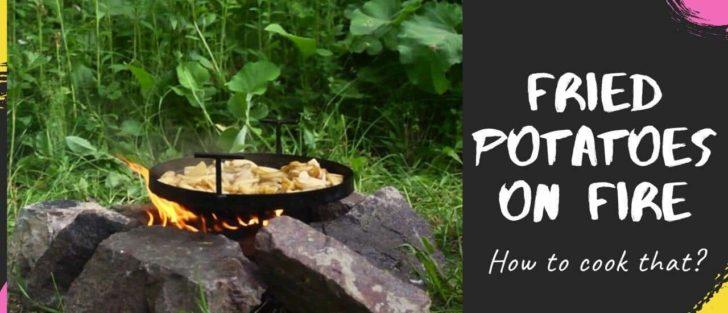 Смажена картопля з реберцями та грибами + секретний інгрідієнт