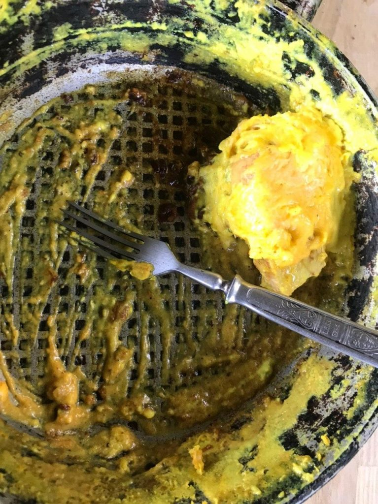 Жульєн з грибами на сковороді