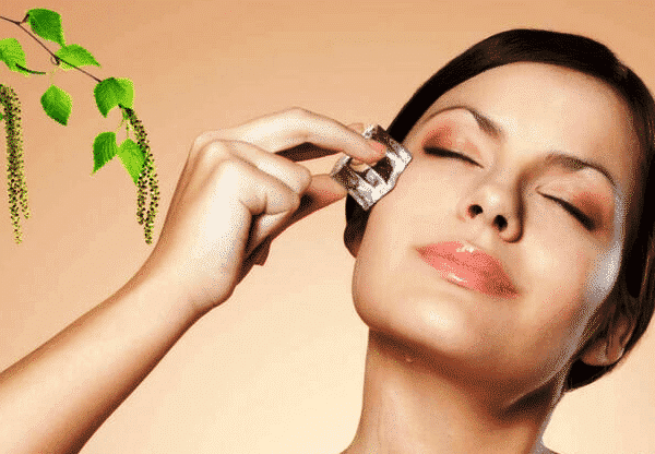 Березовий сік для здорової шкіри