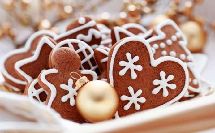 Імбирне печиво на різдвяні свята