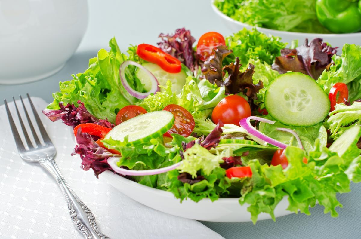 Салати прості і дешеві