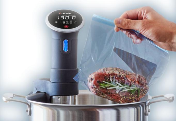 """Приготування стейка за технологією """"Sous-vide"""""""