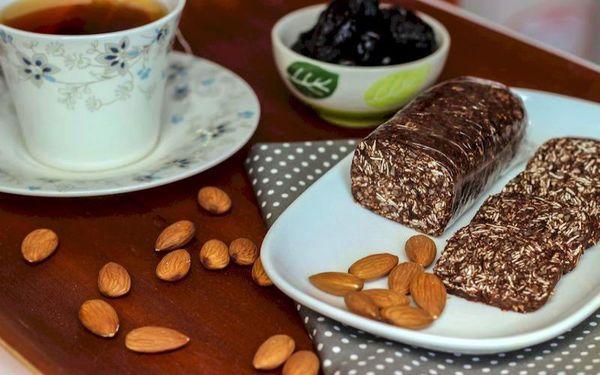 Шоколадно-вівсяне печиво без борошна