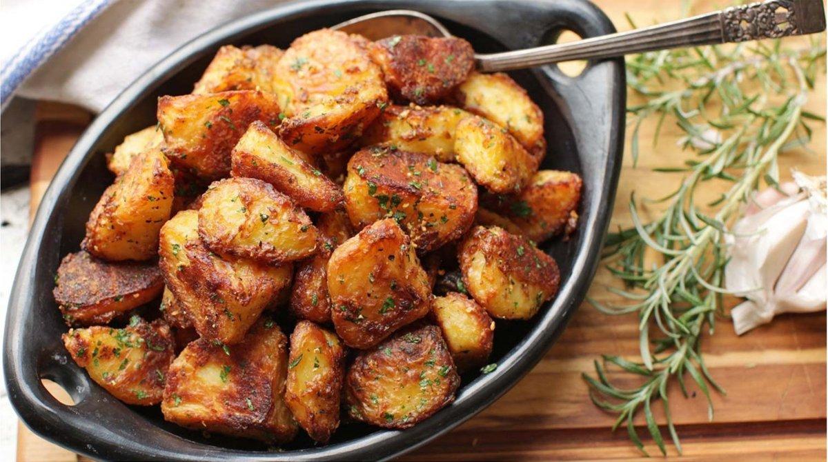Пісні страви з картоплі | Легкі прості рецепти на кожен день