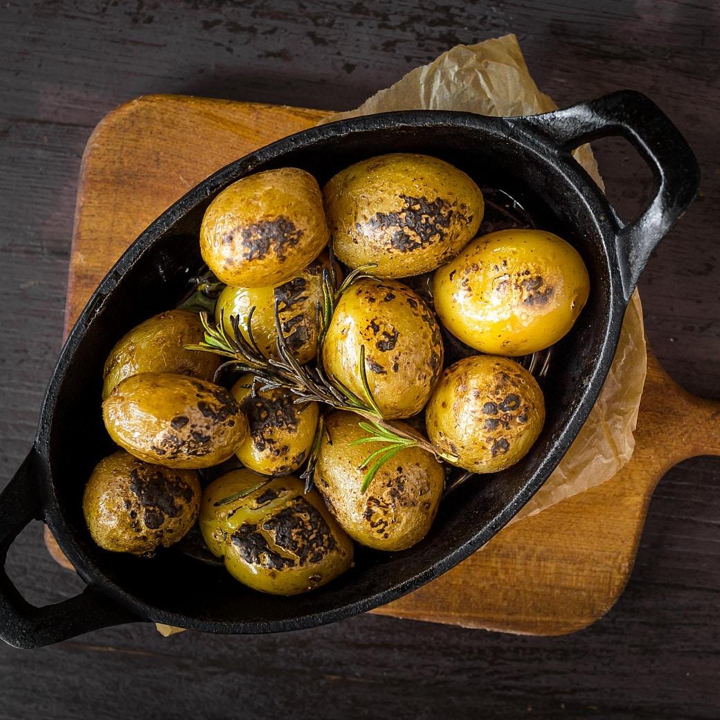 Cтрави з картоплі нашвидкоруч | Смачні рецепти